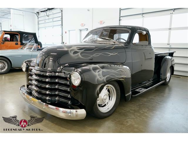 1951 Chevrolet 3100 (CC-1479268) for sale in Rowley, Massachusetts