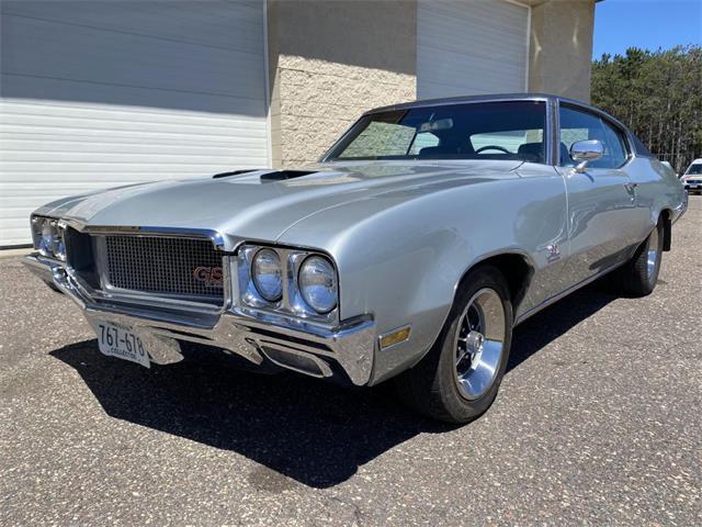 1970 Buick Gran Sport (CC-1479274) for sale in Ham Lake, Minnesota