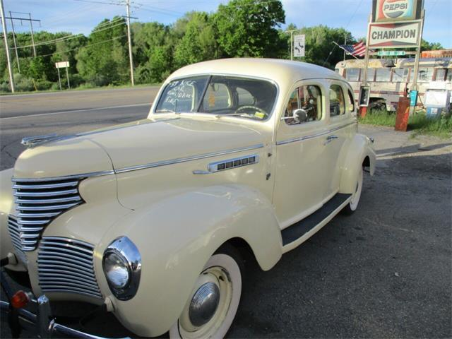 1939 DeSoto 4-Dr Sedan (CC-1479282) for sale in Jackson, Michigan