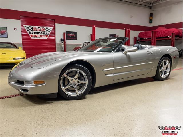 2000 Chevrolet Corvette (CC-1479295) for sale in Glen Ellyn, Illinois