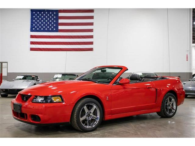 2004 Ford Mustang (CC-1470093) for sale in Kentwood, Michigan