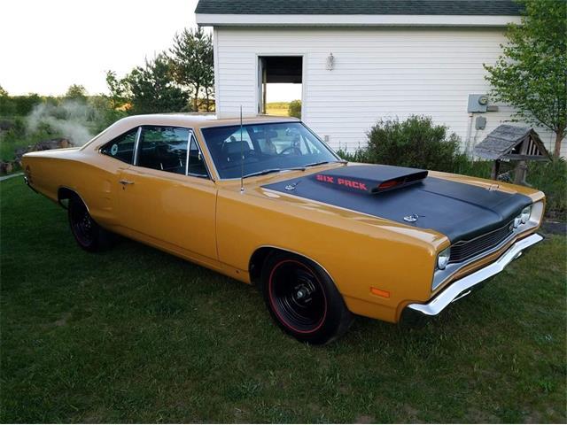 1969 Dodge Super Bee (CC-1479331) for sale in Traverse City, Michigan