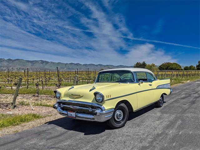 1957 Chevrolet Bel Air (CC-1479333) for sale in San Luis Obispo, California
