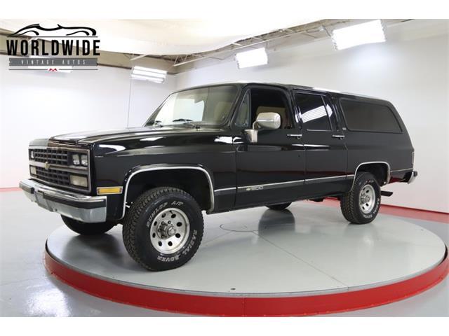 1989 Chevrolet Suburban (CC-1479336) for sale in Denver , Colorado