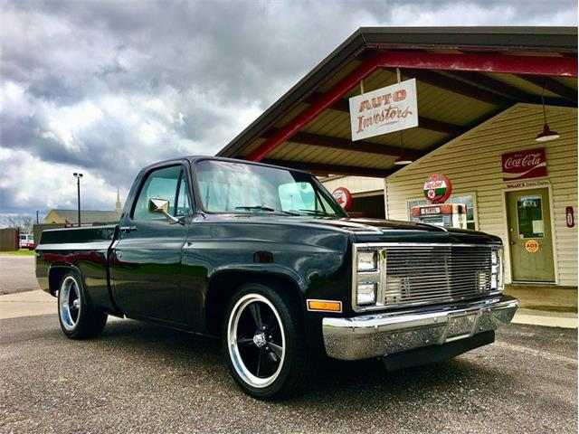 1984 Chevrolet C10 (CC-1470935) for sale in Dothan, Alabama