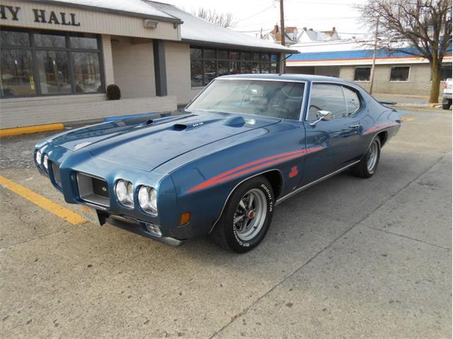 1970 Pontiac GTO (CC-1479391) for sale in Greensboro, North Carolina
