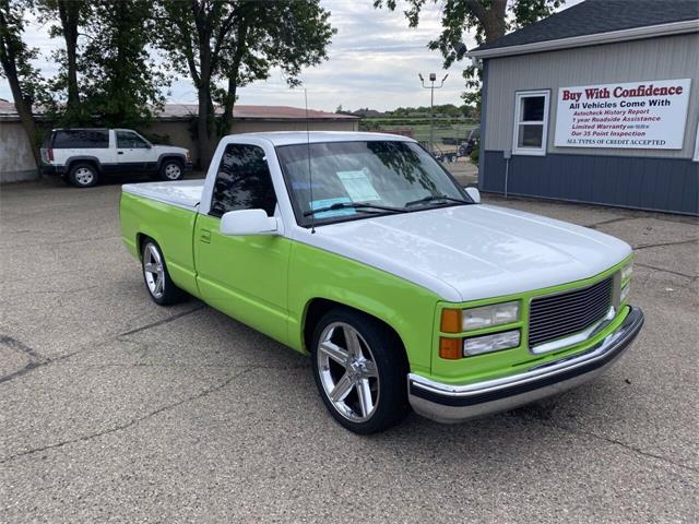 1995 GMC Sierra 1500 (CC-1479397) for sale in Brookings, South Dakota