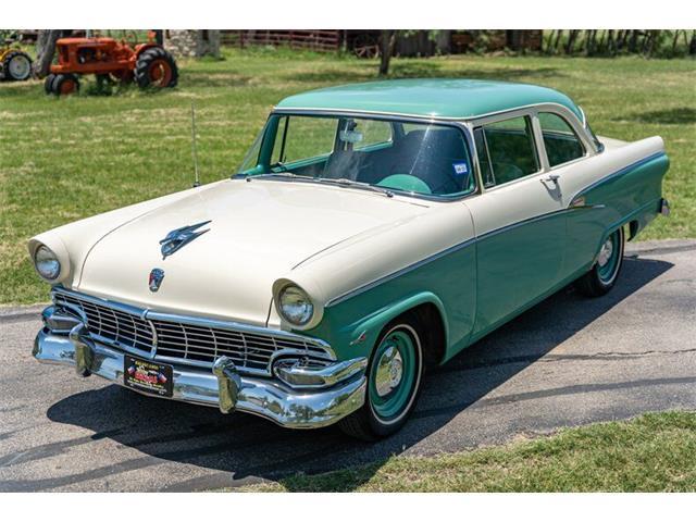 1956 Ford Customline (CC-1479409) for sale in Fredericksburg, Texas