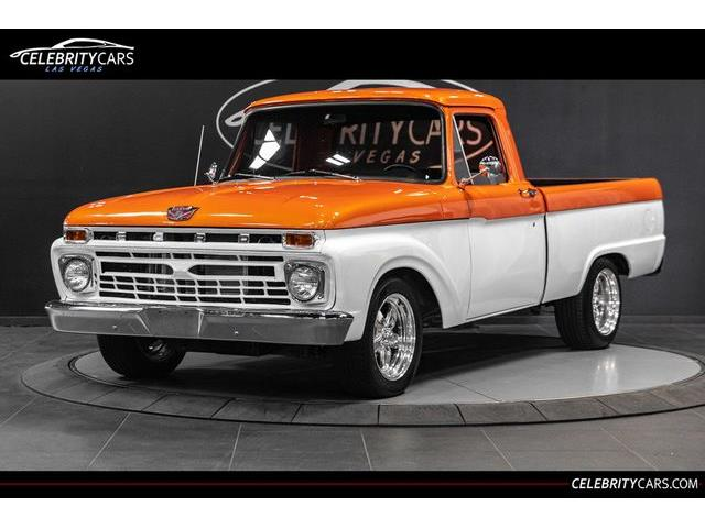 1966 Ford F100 (CC-1479427) for sale in Las Vegas, Nevada