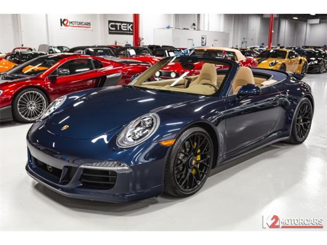2016 Porsche 911 (CC-1479436) for sale in Jupiter, Florida