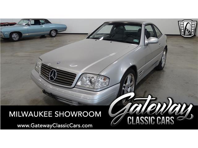 1997 Mercedes-Benz SL500 (CC-1479438) for sale in O'Fallon, Illinois