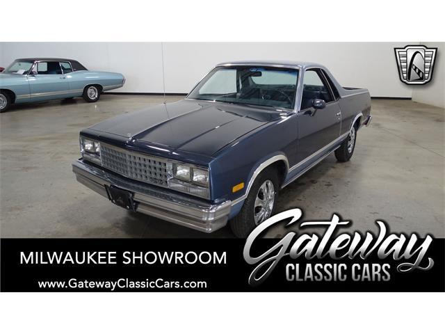 1984 Chevrolet El Camino (CC-1479440) for sale in O'Fallon, Illinois