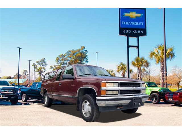 1998 Chevrolet C/K 1500 (CC-1479479) for sale in Little River, South Carolina