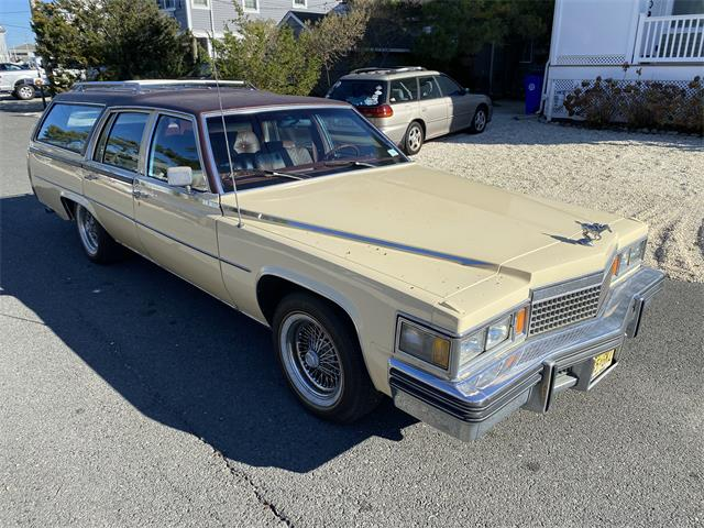 1979 Cadillac Brougham d'Elegance (CC-1479506) for sale in Brick, New Jersey