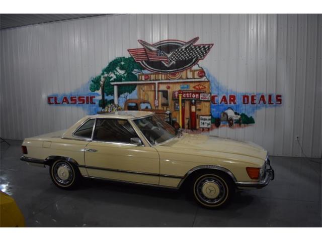 1973 Mercedes-Benz 350SL (CC-1479542) for sale in Cadillac, Michigan