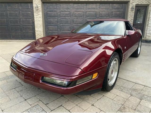 1993 Chevrolet Corvette (CC-1479549) for sale in Cadillac, Michigan