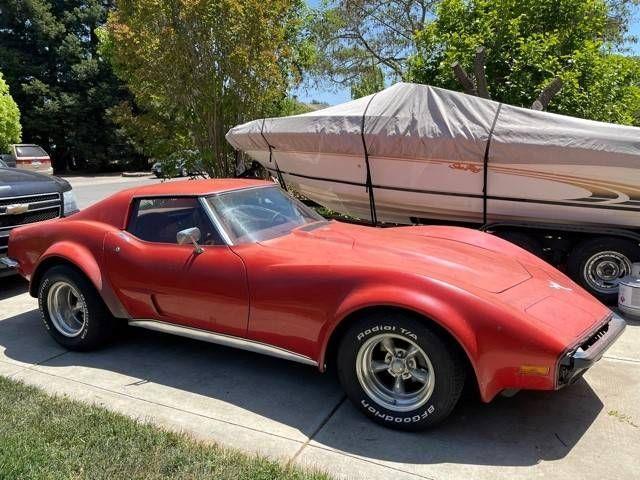 1973 Chevrolet Corvette (CC-1479551) for sale in Cadillac, Michigan