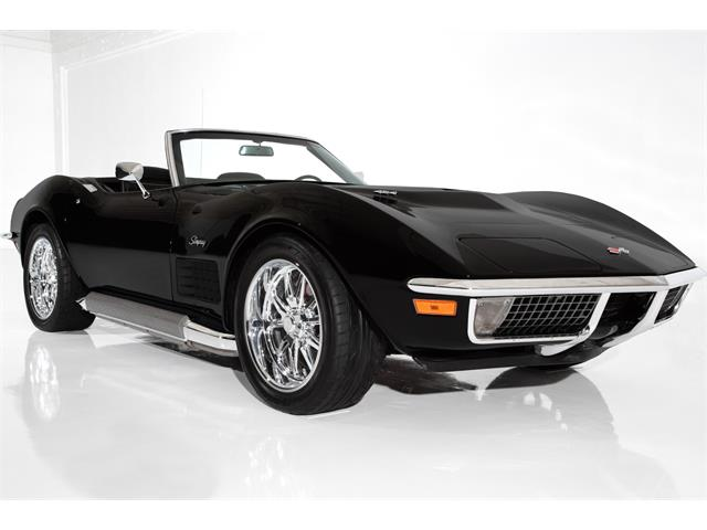 1971 Chevrolet Corvette (CC-1479572) for sale in Des Moines, Iowa