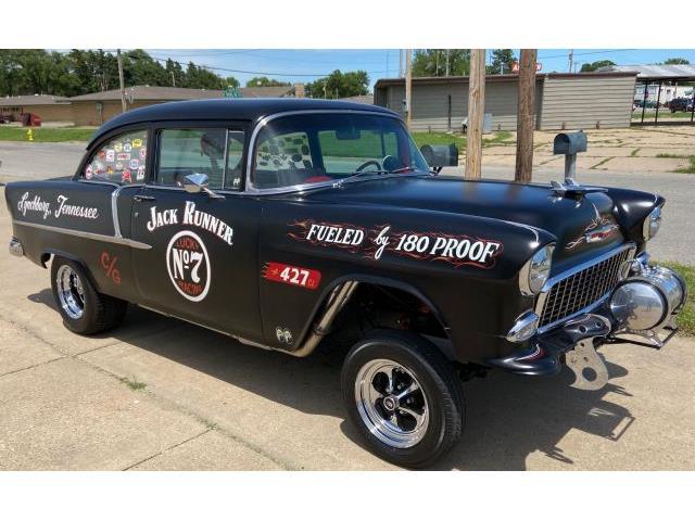 1955 Chevrolet 210 (CC-1479587) for sale in Cadillac, Michigan