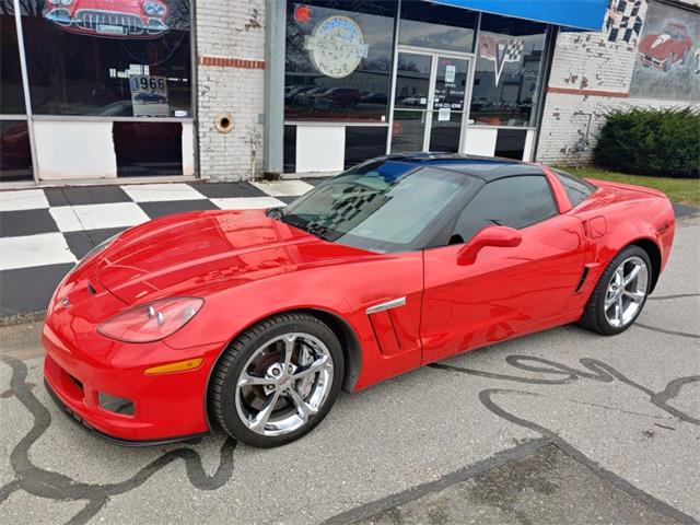 2011 Chevrolet Corvette (CC-1470960) for sale in N. Kansas City, Missouri