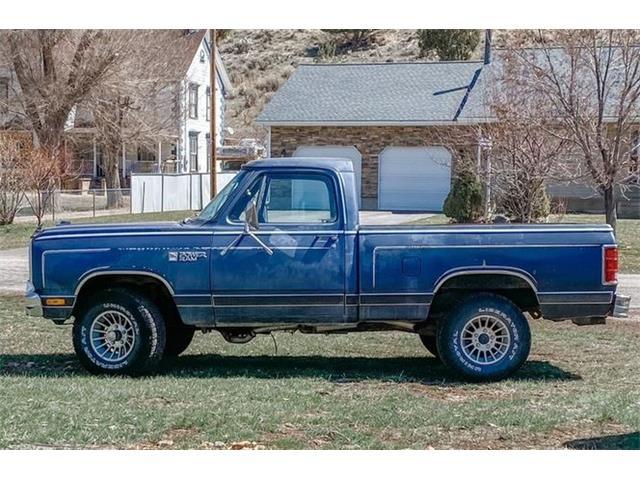 1985 Dodge W Series (CC-1479612) for sale in Cadillac, Michigan