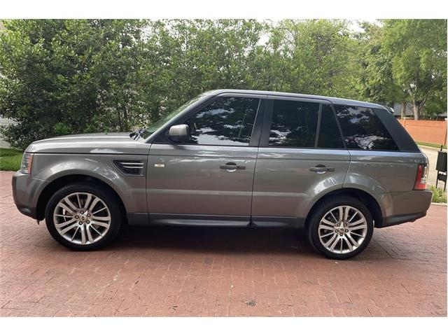 2011 Land Rover Range Rover Sport (CC-1479644) for sale in Oklahoma City, Oklahoma