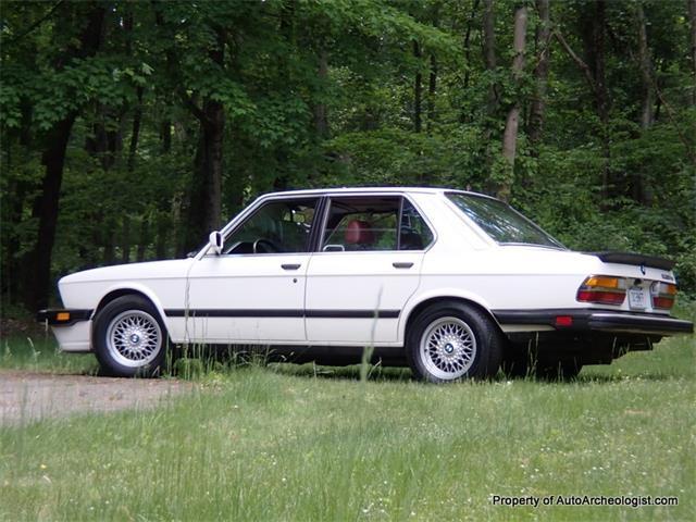 1988 BMW 5 Series (CC-1479649) for sale in Newtown, Connecticut