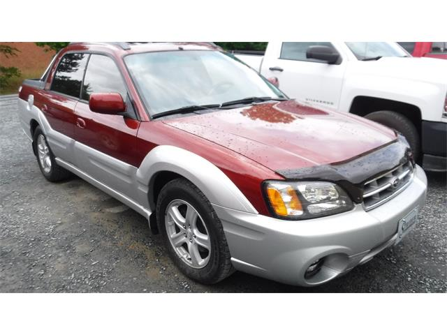 2003 Subaru Baja (CC-1479655) for sale in MILFORD, Ohio