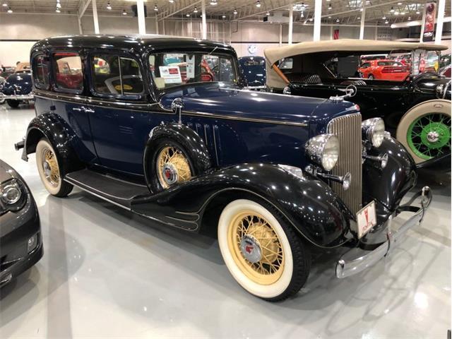 1933 Pontiac Eight (CC-1470966) for sale in Orlando, Florida