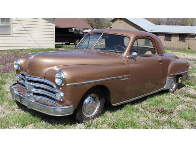 1950 Dodge Business Coupe (CC-1479667) for sale in Arkansas City, Kansas
