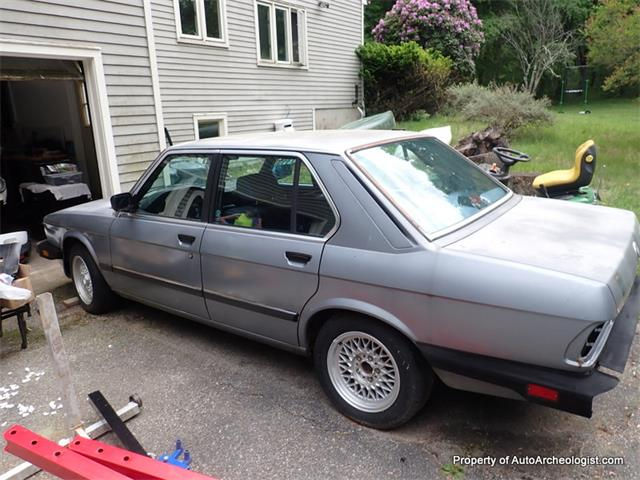 1987 BMW 5 Series (CC-1479671) for sale in Newtown, Connecticut