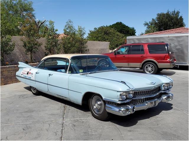 1959 Cadillac DeVille (CC-1479674) for sale in Las Vegas, Nevada