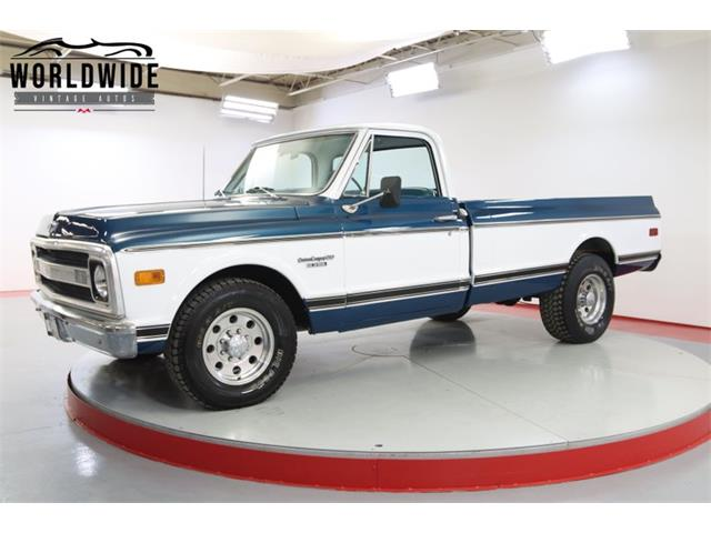 1969 Chevrolet C20 (CC-1479682) for sale in Denver , Colorado