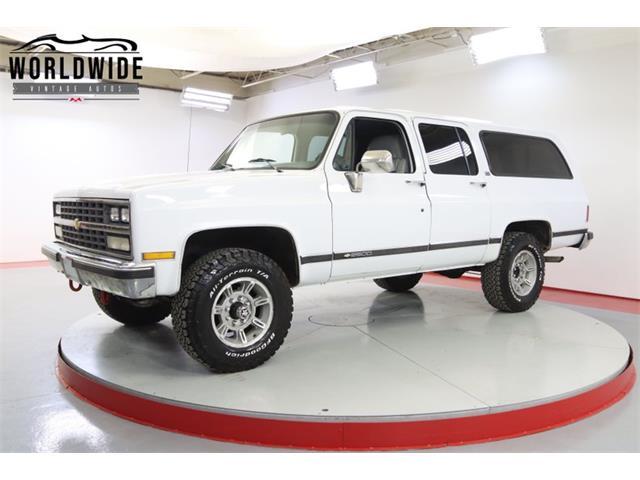 1990 Chevrolet Suburban (CC-1479687) for sale in Denver , Colorado