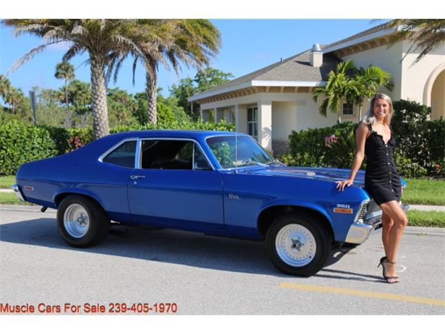 1971 Chevrolet Nova (CC-1470969) for sale in Fort Myers, Florida