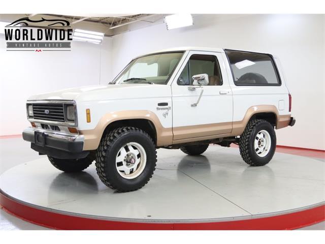 1984 Ford Bronco (CC-1479694) for sale in Denver , Colorado