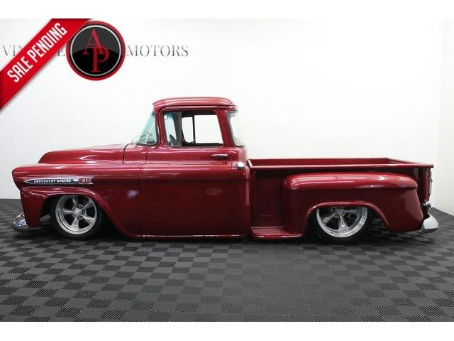 1959 Chevrolet 3100 (CC-1479712) for sale in Statesville, North Carolina