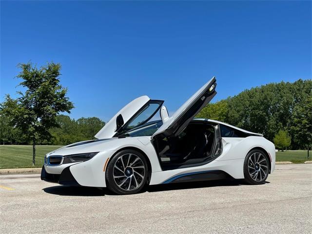 2014 BMW i8 (CC-1479720) for sale in Geneva, Illinois