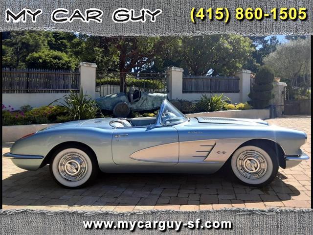 1958 Chevrolet Corvette (CC-1470978) for sale in Groveland, California