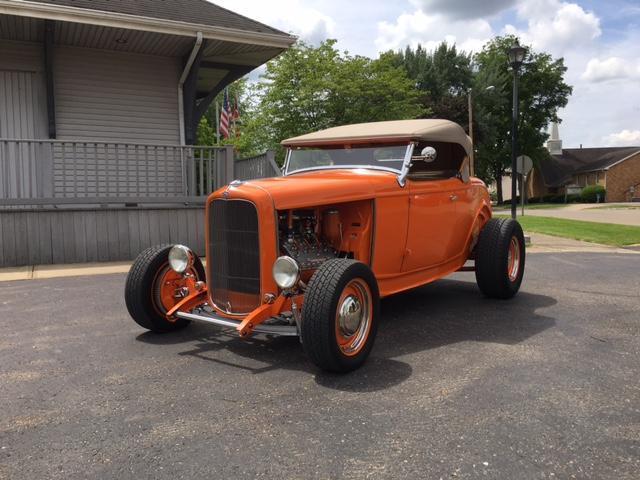 1932 Ford Roadster (CC-1479783) for sale in UTICA, Ohio