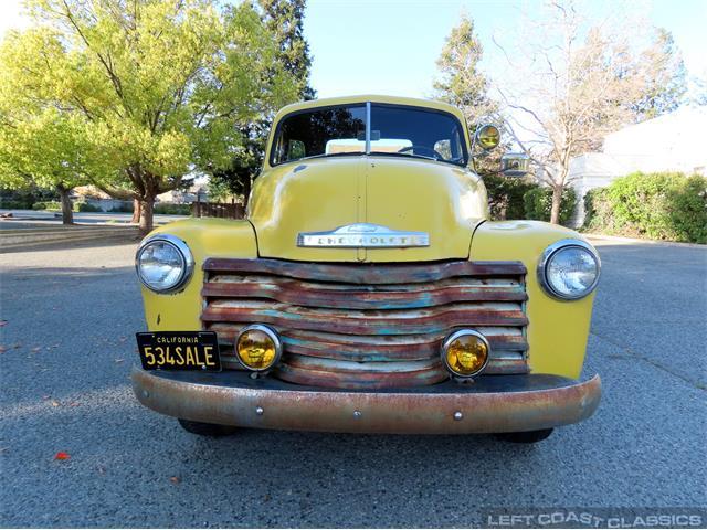 1953 Chevrolet Pickup (CC-1479806) for sale in sonoma, California