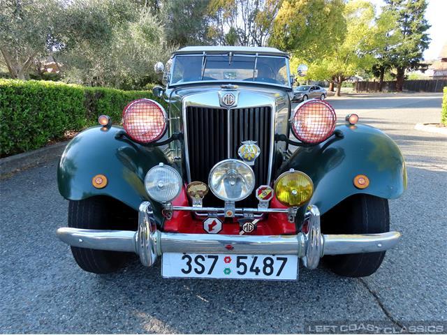 1953 MG TD (CC-1479807) for sale in Sonoma, California