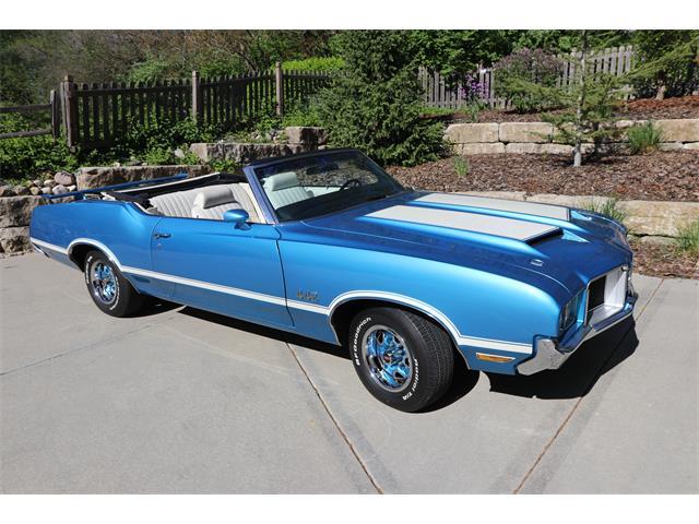 1971 Oldsmobile Cutlass (CC-1479823) for sale in Leawood, Kansas