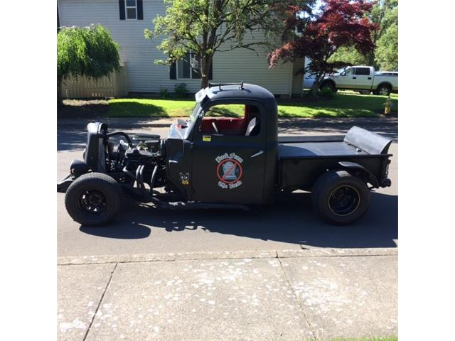 1951 Ford F1 (CC-1479825) for sale in VANCOUVER, Washington