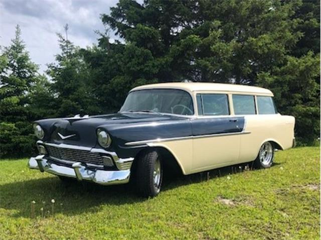 1956 Chevrolet Station Wagon (CC-1479826) for sale in Jonquiere, Quebec