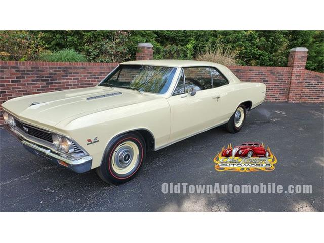 1966 Chevrolet Chevelle (CC-1470984) for sale in Huntingtown, Maryland