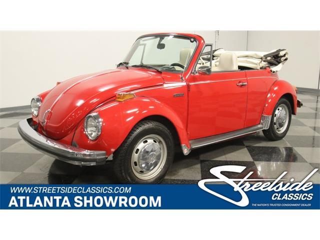 1974 Volkswagen Super Beetle (CC-1479849) for sale in Lithia Springs, Georgia