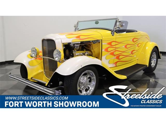 1932 Ford Roadster (CC-1479862) for sale in Ft Worth, Texas