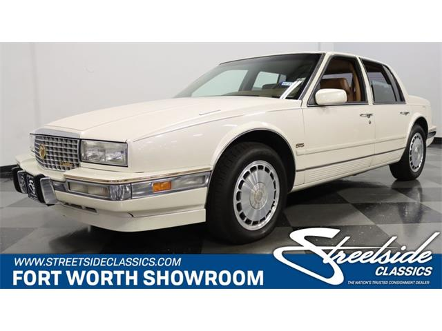 1989 Cadillac Seville (CC-1479868) for sale in Ft Worth, Texas