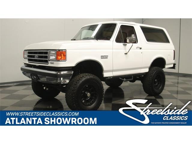 1989 Ford Bronco (CC-1479870) for sale in Lithia Springs, Georgia
